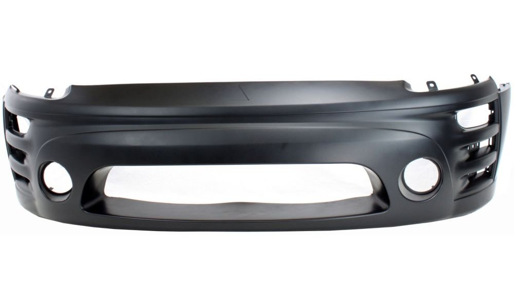 New Evan-Fischer EVA17872028441 Front BUMPER COVER Primed Direct Fit OE REPLACEMENT for 2002-2005 Mitsubishi Eclipse *Replaces Partslink MI1000282