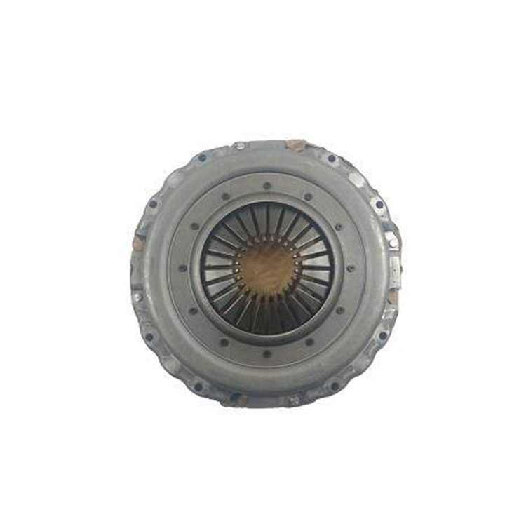 High grade precision casting heavy truck clutch pressure plate for daf