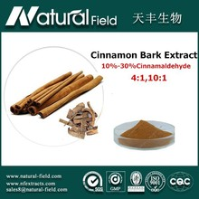 Ture Manufacturer since 2005 100% Pure Standardized organic cinnamon extract 4:1