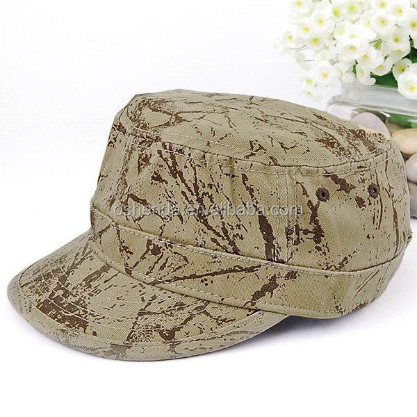 Customized Crazy Selling military army trapper hat