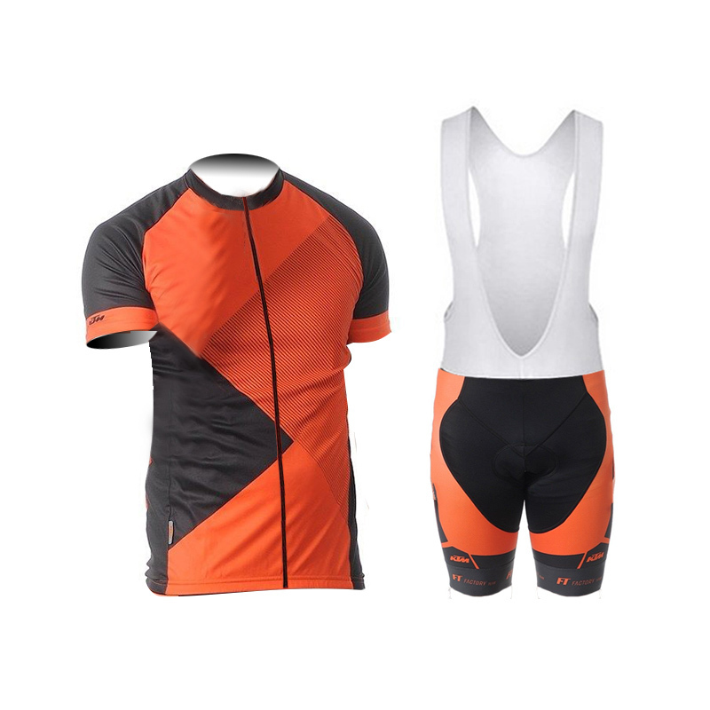 Get Quotations · 2015 roupa ciclismo ktm cycling jersey man  women riding bike  clothing black and orange suitable 568878c85