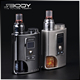 S-body S-CA3 box mod bottom feeder 50W 18650 battery vv mod vape mod malaysia