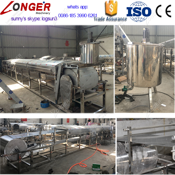 Best Quality Sweet Potato Starch Rice Noodle Machine