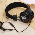 TV 06 Cartoon Stereo Earphone Over Ear Auriculares Stereo Headset Gaming Headphone with Microphone for Mp3