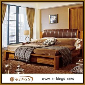 Teak Wood Double Bed Designs