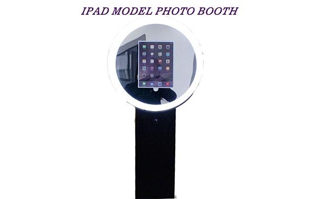 55 pulgadas de pantalla grande rápido operado automática pantalla táctil buen Selfie espejo mágico de la cabina de la foto