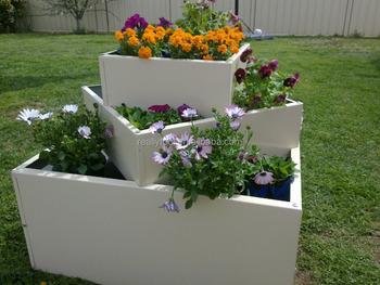 Garden Planting Potmetal Planter/galvanized Steel Garden Bed/metal ...