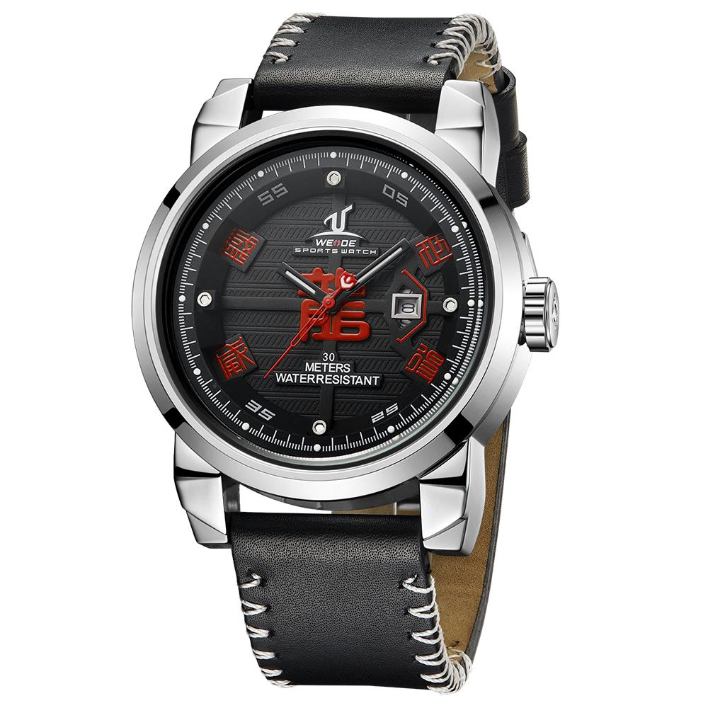 يدي الأكثر شعبية المنتجات الفاخرة رجالي المعصم الساعات ، العسكرية الساعات الرجال ، الجملة ساعة اليد الرجال جلدية