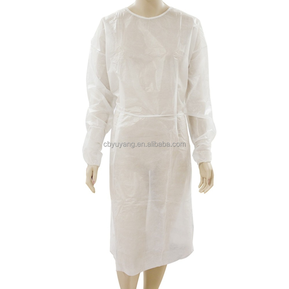 China disposable isolation gown manufacturers wholesale 🇨🇳 - Alibaba