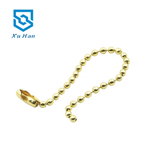 Factory direct sale, hot sell high quality metal bead chain ball chain