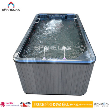 Outdoor Living Hot Tubs Underground Fitness Spa Exercise Pools And Swim Spa  - Buy Outdoor Swim Pool,Large Spa Pool,Endless Pool Spa Product on ...