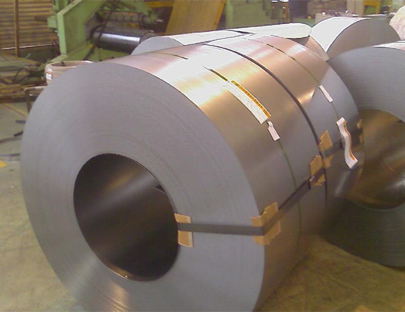 Suzhou competitive price cold rolled steel coil/CR DC02