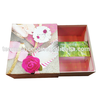 Custom Baby Design Shoe Box