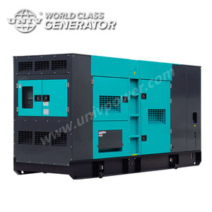 UNIV brand factory direct sale Japan Denyo design 80kw super silent perkins diesel engine genset with competitive price