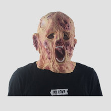 THUIS merk Halloween awesome realistische variatie ghost latex <span class=keywords><strong>masker</strong></span> voor party