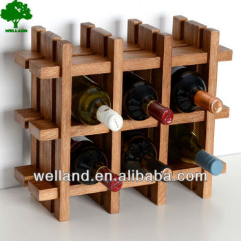 products naturel wine bottles grain rod rack kit natural au wooden wood and panel metal