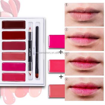 how to make shiny clear lip gloss