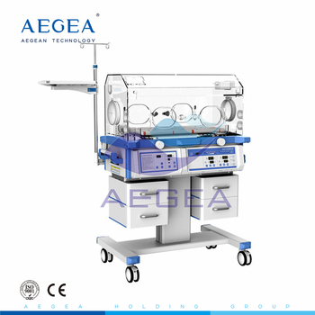 AG-IIR002A CE ISO newborn infant therapy medical equipment incubators premature baby