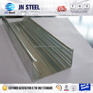 construction material structural size box channel angle gi/galvanized iron steel channel providers