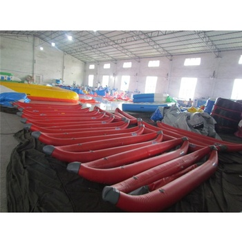inflatable canoe water kayak, toy inflatable fishing boat for sale