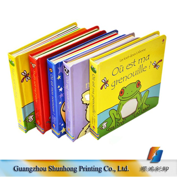 bulk wholesale kids short story books printing children comic english story books printing - Printing With Children