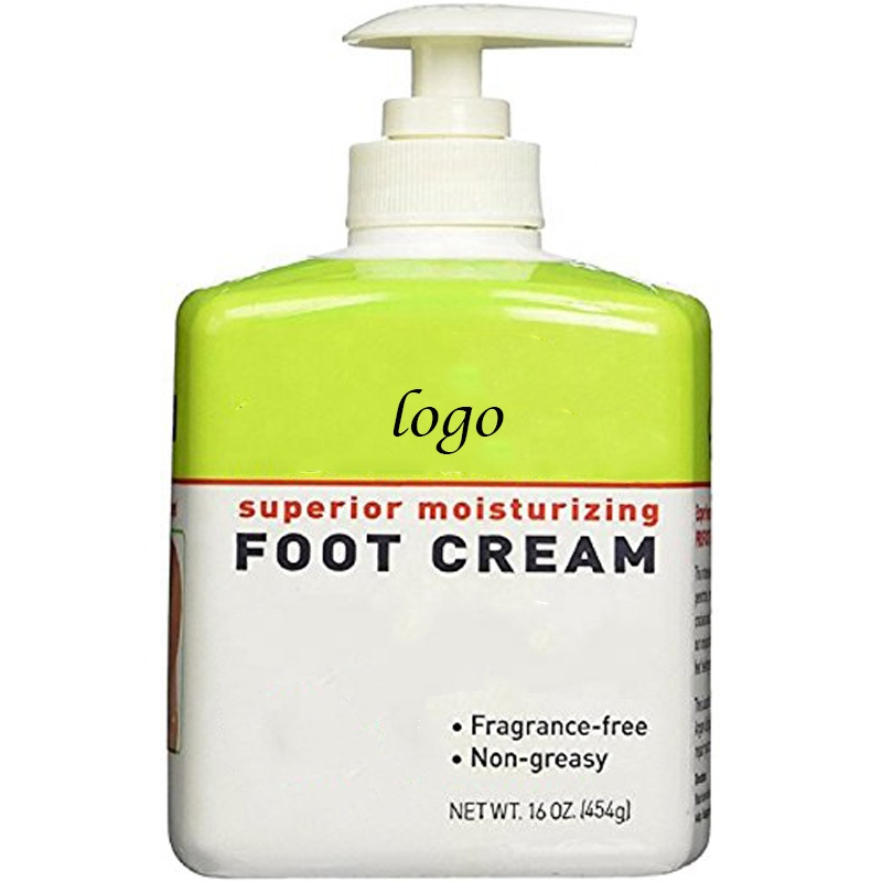 OEM Deep Moisturizing Foot Cream Lotion for Dry Cracked Heel