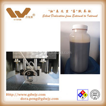 Room temperature drying glass cutting masking coating