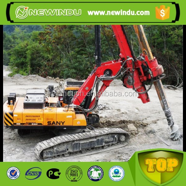 SANY SR205C10 truck mounted borehole drilling rig prices