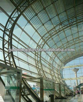 Curved curtain walls curtain menzilperde net for Curved glass wall