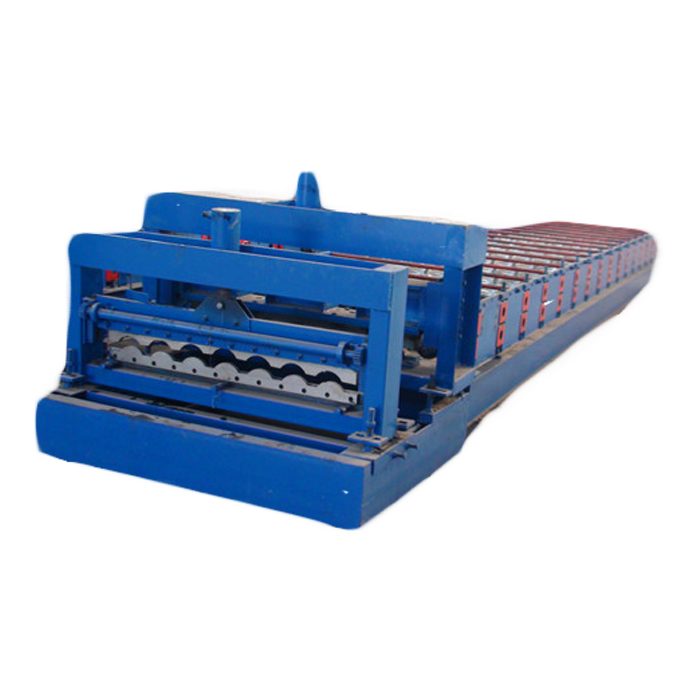 aluminium dak rolvormen machine, aluminium rollen machine, staalplaat rolvormen machine