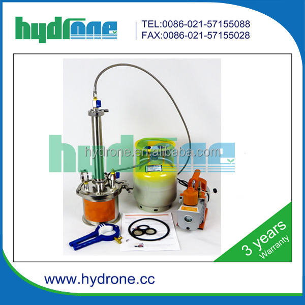 BHO Passive Closed Loop Extractor