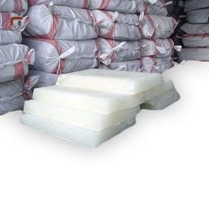 China Walmart 58/60 64/66 20 Kg Kunlun Parafina Fully Semi Refined Paraffin Wax Prices In Malaysia