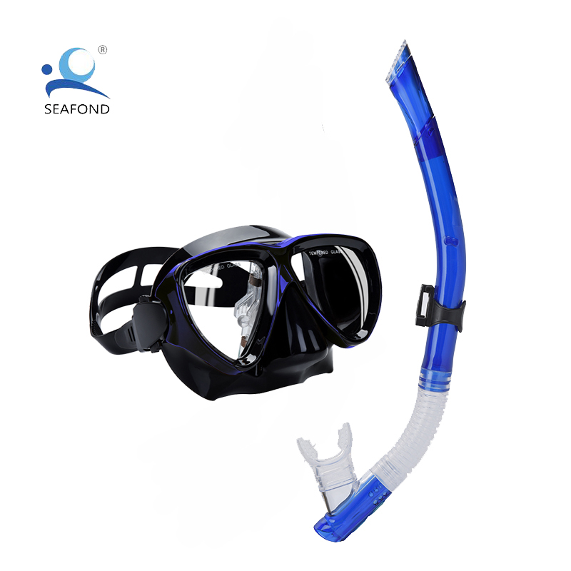Wholesale Diving Equipment Scuba Swim Goggles Snorkel Set