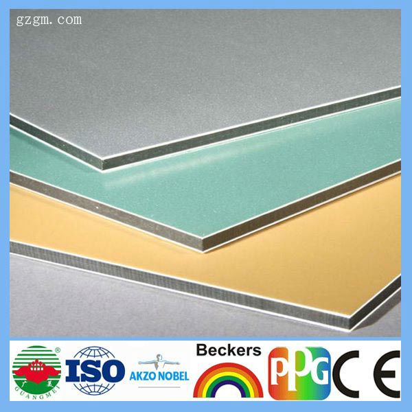 Advanced Construction Materials/ ACP ACM ACB PVDF/PE Coated