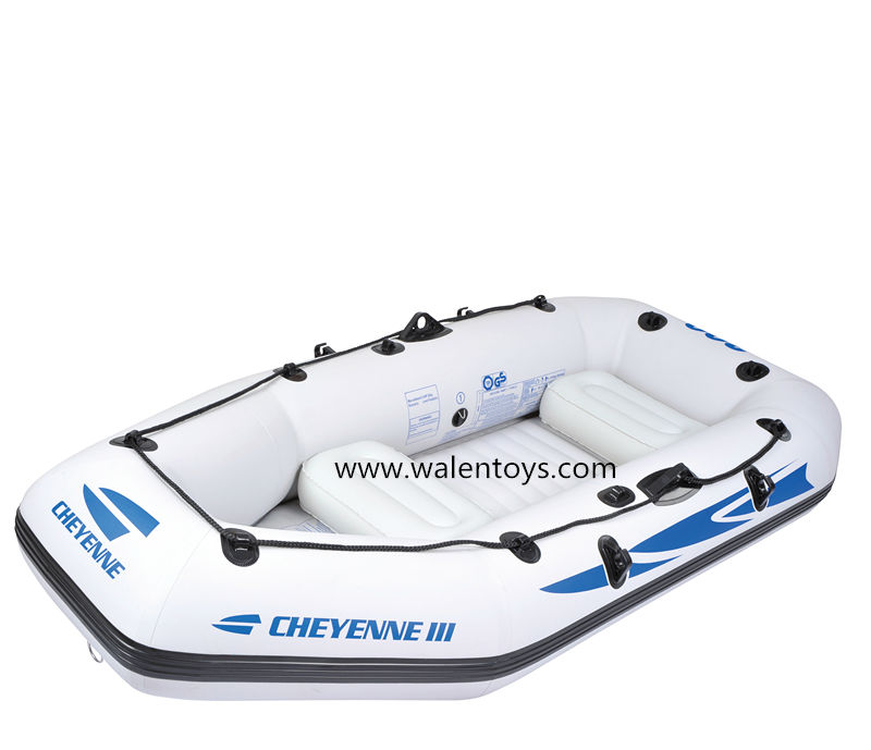 fashion pvc high quality cheap inflatable boats with engine