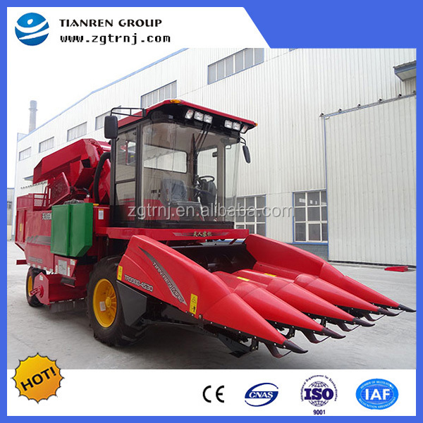 TR9988-4530 farm machines corn harvester combines for narrow corn