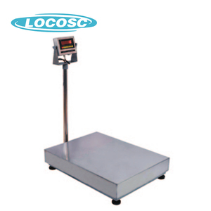 100kg 150kg 200kg 300kg 500kg digital platform electronic weighing scale with printer