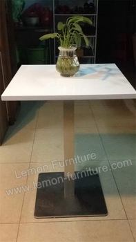 Good Quality Professional Quartz Top Round Dining Table