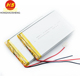 606090 rechargeable 4000mah lithium polymer battery 3.7V single lipo cell