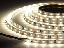 Thin led light strips