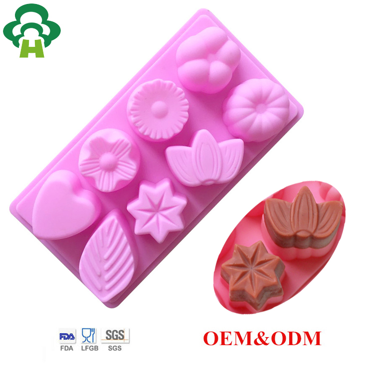 food grade silicone moon cake making tool oven baking mold customized moon cake maker silicone dessert mold