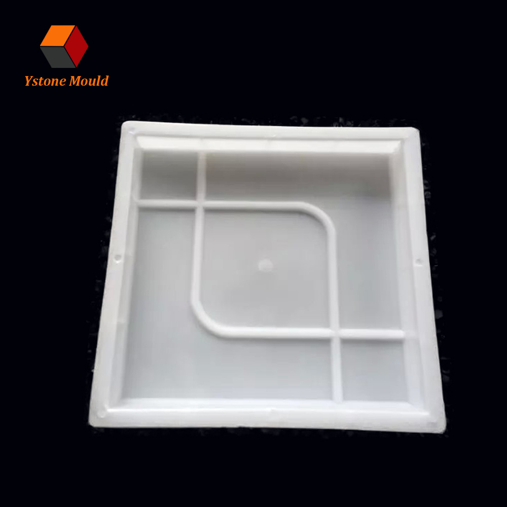 Eight Angel Design Of Plastic Mould Cement Bricks Plastic Injection Molds