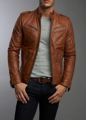 India Lambskin Leather Jacket, India Lambskin Leather Jacket ...