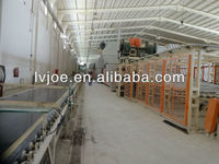 paper covered gypsum board production line for Yemen