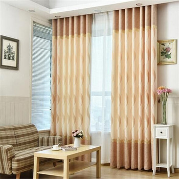 Chinese Modern Style Blackout Curtains Latest Curtain Designs 2017