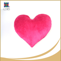 Cute Top Quality Bed Travel Heart Shape Pillow