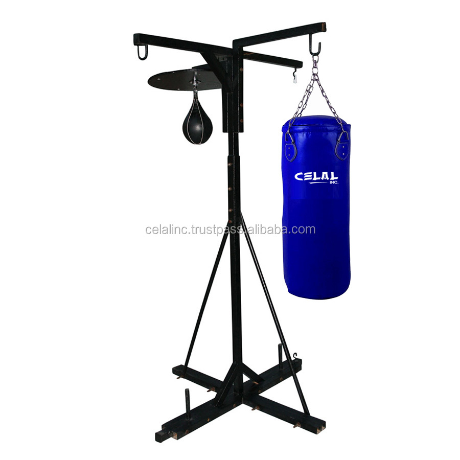 Punching Bag Stand & Speed Ball Platform