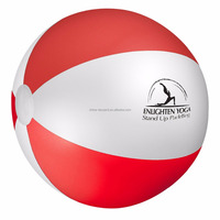 Logo Printed Inflatable Beach Ball