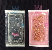 Stocked Universal Nice Clear Package For Mobile Phone Case