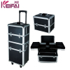 Foshan Exporter Abs Black Nail Polish Aluminum Storage Case